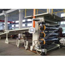 Machine de feuille de stratifié artificiel en PVC
