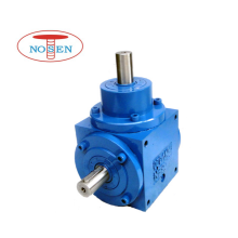 Top Side Entry Speed Power Transmission Bevel Gearbox