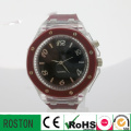 Fashion Plastic Watch Quartz Watch RoHS CE
