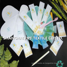 Shanghai DPF Textile Hotels Zimmerausstattung Triple Teeth Set