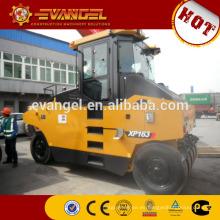 Precio de fábrica de XCMG compactador de los rodillos de camino de 16 toneladas XP163 para la venta