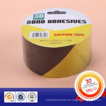 Cinta amonestadora subterránea material del PVC de alta calidad del fabricante con la tarjeta