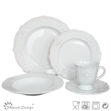 Classic 30PCS Ceramic Stoneware Tableware Set