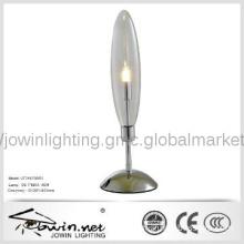 Glass Shade Table Lamp & Rocket Shape Lamp