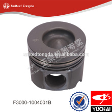 Original YC4F marine engine piston F3000-1004001B for yuchai