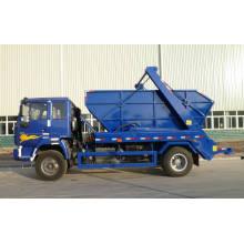12m3 Sinotruk 4X2 Swing Type Garbage Truck