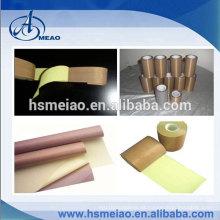 Cinta antiadherente de tela de fibra de vidrio de Teflon PTFE de alta temperatura