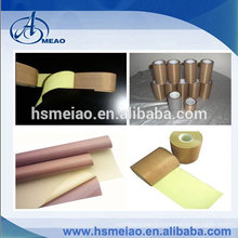 Non-stick high temperature Teflon PTFE fiberglass fabric tape