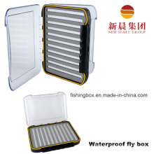 Waterproof Fly Fishing Box Double Side Foam Insert Fly Box