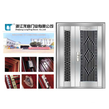 Nigeria Stainless Steel Security Entrance Door (LTSS-2001)