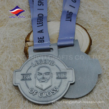 Good quality nice price die cast metal medal medallion
