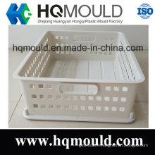 Moule en plastique de boîte pour le moulage en plastique en plastique de pain avec la certification d'OIN
