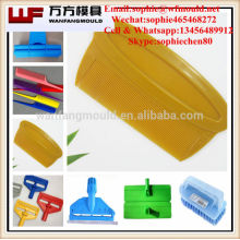 plastic injection comb mould manufacture/zhejiang plastic injection comb mold maker