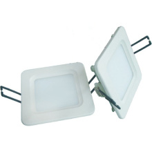 Led de 12w eléctrico cuadrado del panel downlight