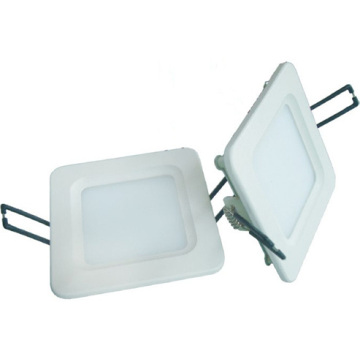 Elektrische 12w Square led Panel downlight