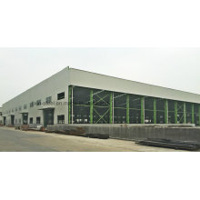 Hot Sale Prefabricated Steel Warehouse Steel Factory Building