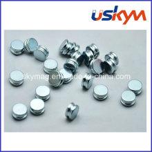 Kundenspezifischer Form-Magnet Kühlschrankmagnete Neodym-Magnet Motor-Magnet Permanent Magnet