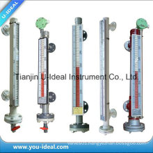 Magnetic Floater Type PP/Stainless Steel/Titanium Water Level Indicator