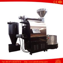 Coffee Roasting Machine Direct Fire Hot Air 30kg Coffee Roaster