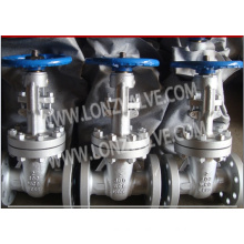 Cast Steel Valve Flange End