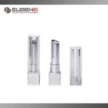 Quadratische Kosmetik Lippenstift Rohr