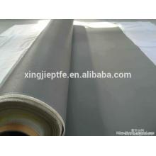 0.30mm cor cinza ambos os lados de borracha de silicone revestido pano de fibra de vidro