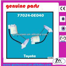 Plástico Novo Tipos Toyota Filtro De Combustível Para Toyota Highlander 77024-0E040