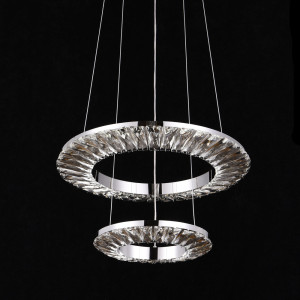 LED crystal chandelier modern light