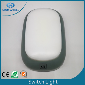Nueva COB LED Night Light con Touch Botton