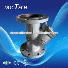WCB/Stainless Steel Y-Type Flange Filter/Strainer Heavy type Good Quality JIS10k