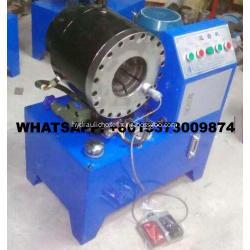 Hose pipe hydraulic hose crimping machine price