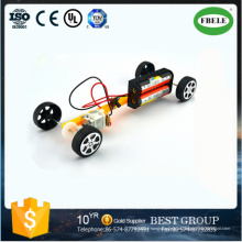 2015 nuevos niños eléctricos Scooter Car Assembly Model Toy Car (FBELE)