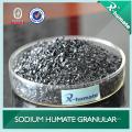 Humate superbe de sodium 100% soluble dans l'eau pour la poudre / flocons / cristal liquides d'engrais