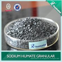 Sódio super solúvel em água 100% Humate para o pó do adubo líquido / flocos / cristal