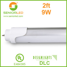 UL cUL 2FT 8FT Luz T10 T8 tubo fluorescente LED