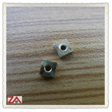 High quality brass square nut