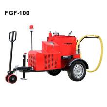 Máquina de sellado de grietas de carretera termoplástica 100L con generador