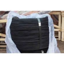 Alambre recocido recocido negro de alta calidad
