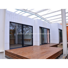 American lift sliding door