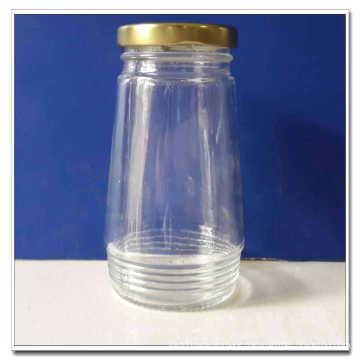 280ml Glass Hoeny Jar