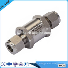 Cs swing fuel oil check valve