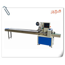 Pillow Type Bread Flow Packaging Machine (AH-450F)