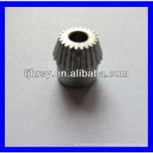 Engrenagem cónica de aço pequeno / mini OEM