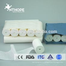 bandage médical de gaze de la Corée 5cm, 7.5cm