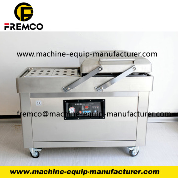 DZ500-2SB Double Chamber Vacuum Packaging Machine