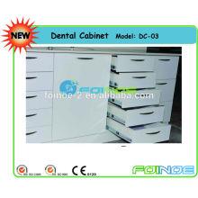 Stainless Steel Dental Cabinet (Model: DC-03)