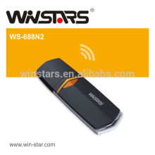 300Mbps USB 2.0 Wireless-N Adapter, drahtlose 802.11n Lan Karte, CE, FCC
