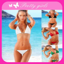 Wholesale Solid Color Sexy Beach Wear