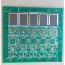 6 layer  FR4TG170 1.6mm  matt green ENIG PCb
