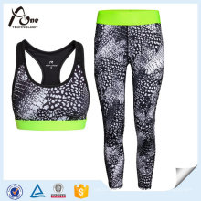 Mulheres Custom Fitness roupas formação Running desgaste